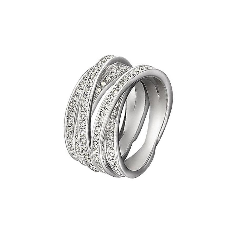 Swarovski Damenring Spiral 1156305