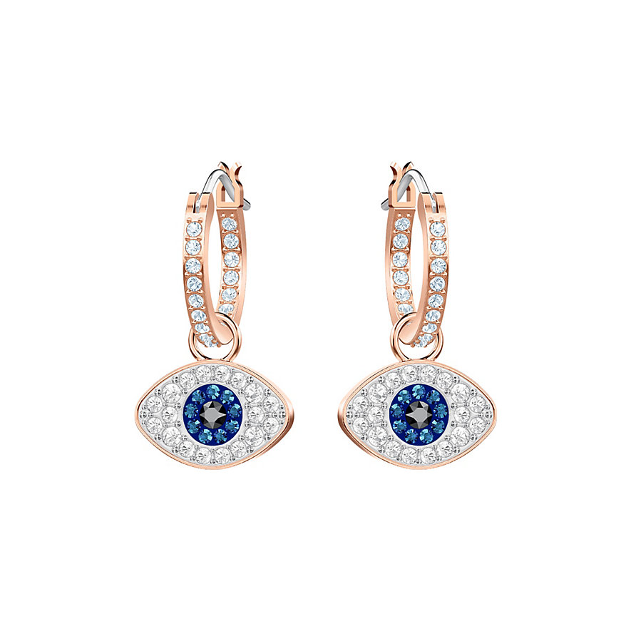 Swarovski Ohrstecker Duo Evil Eye 5425857