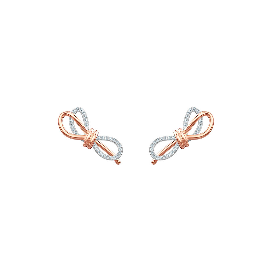 Swarovski Ohrstecker Lifelong Bow 5447089