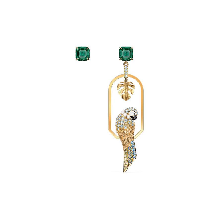 Swarovski Ohrstecker Tropical, Ohrstecker Parrot 5519255