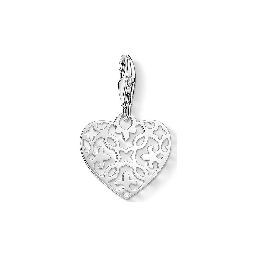Thomas Sabo Charm Ornament Herz 1497-001-12
