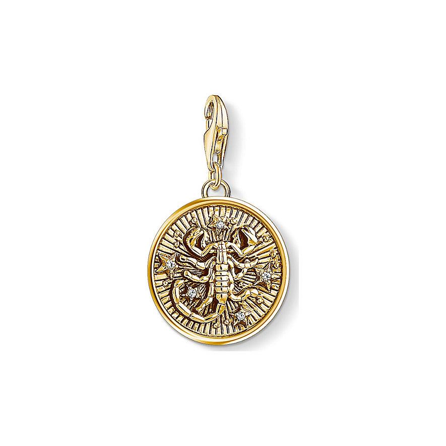 Thomas Sabo Sternzeichen Skorpion Charm 1659-414-39