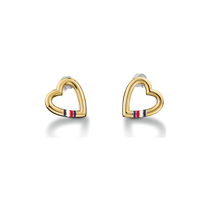 Tommy Hilfiger Ohrstecker Classic Signature 2700910