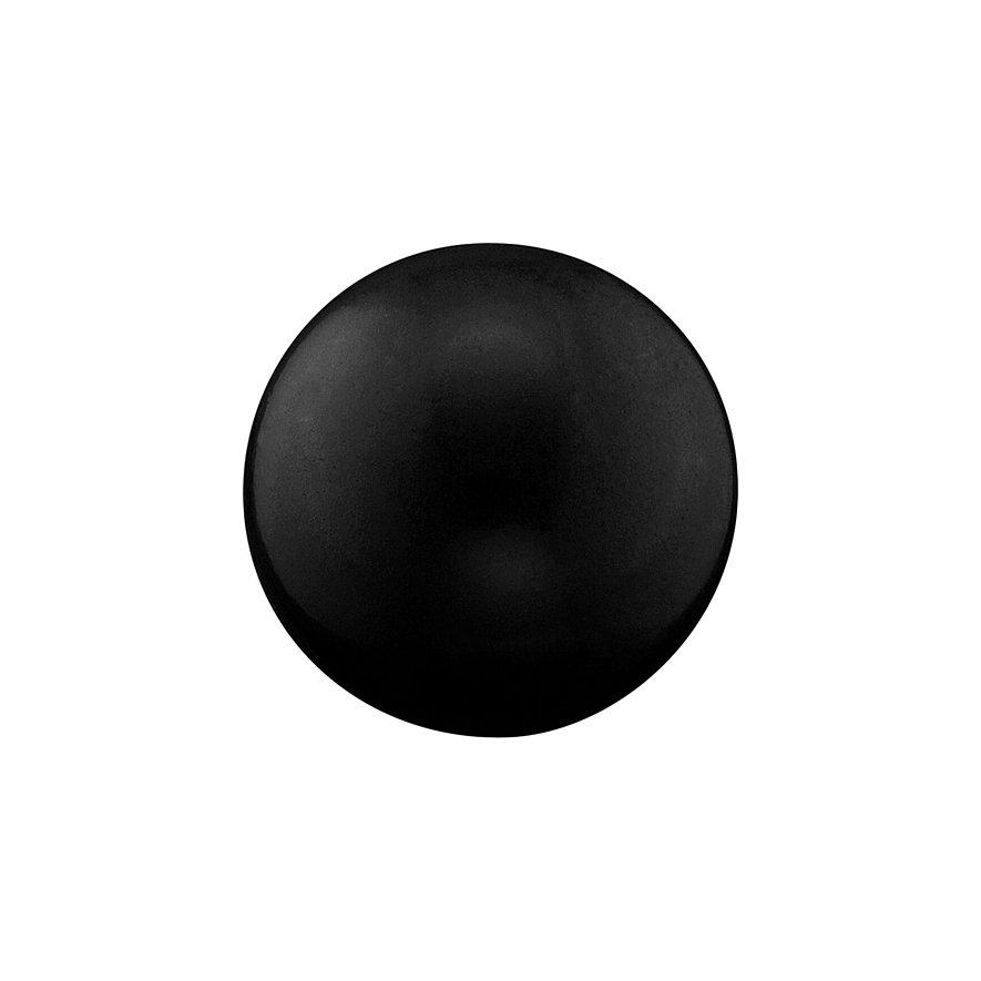 Engelsrufer mittlere Klangkugel schwarz ERS-02-M