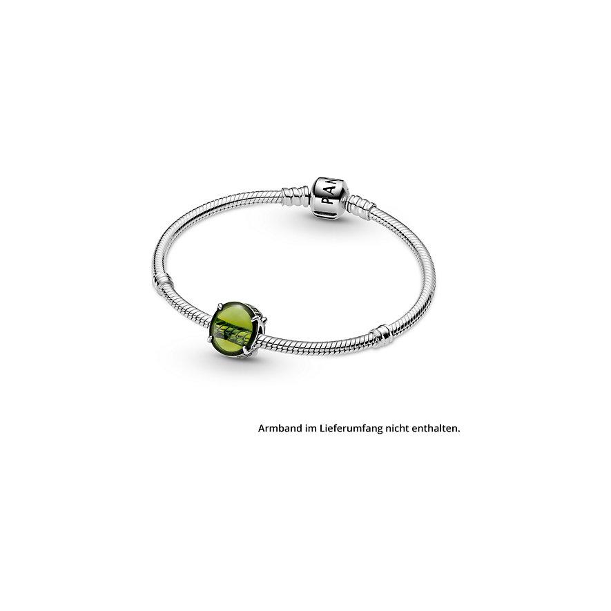 Pandora Charm Colours Grünes Ovales Cabochon 799309C02