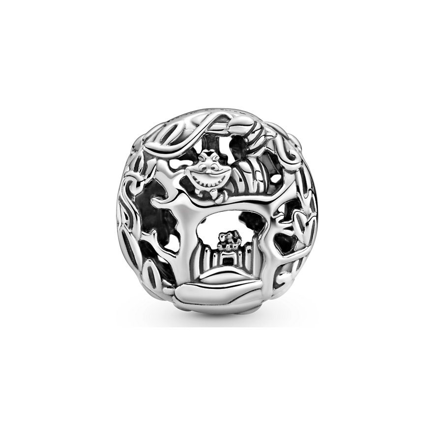 Pandora Charm Disney x Pandora Alice im Wunderland Grinsekatze & Raupe Absolem 799361C00