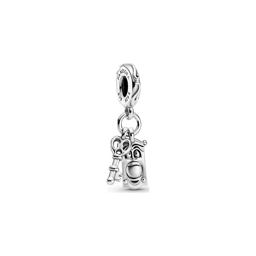Pandora Charm Disney x Pandora Alice im Wunderland Schlüssel & Türknauf 799344C00