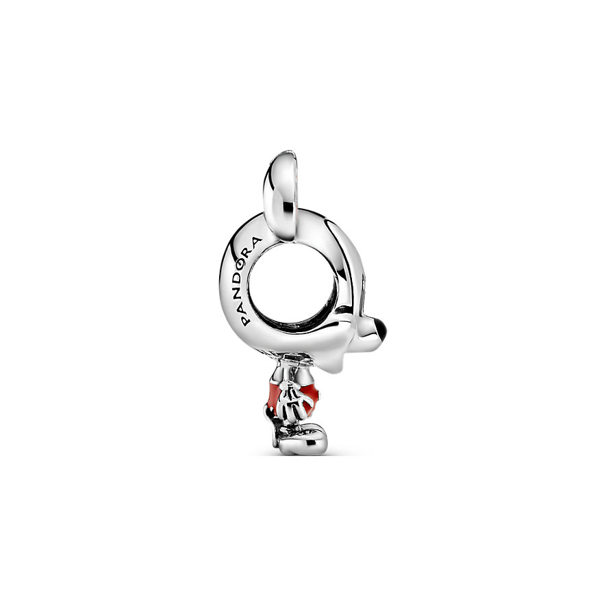 Pandora Charm Disney x Pandora Disney Micky Maus Rote Hose 798905C01