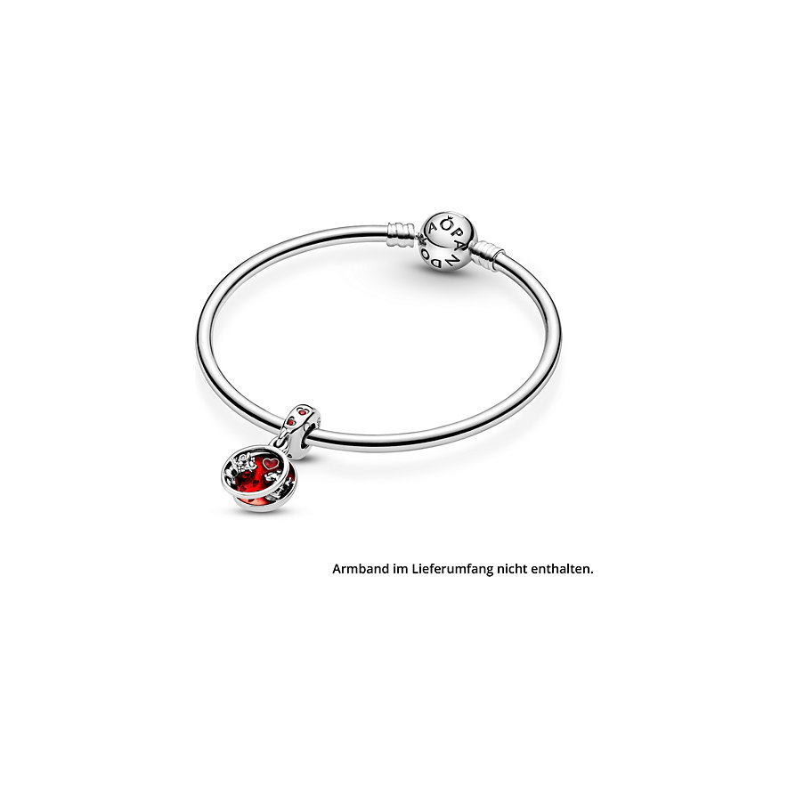 Pandora Charm Disney x Pandora Micky Maus & Minnie Maus Liebe und Küsse 799298C01
