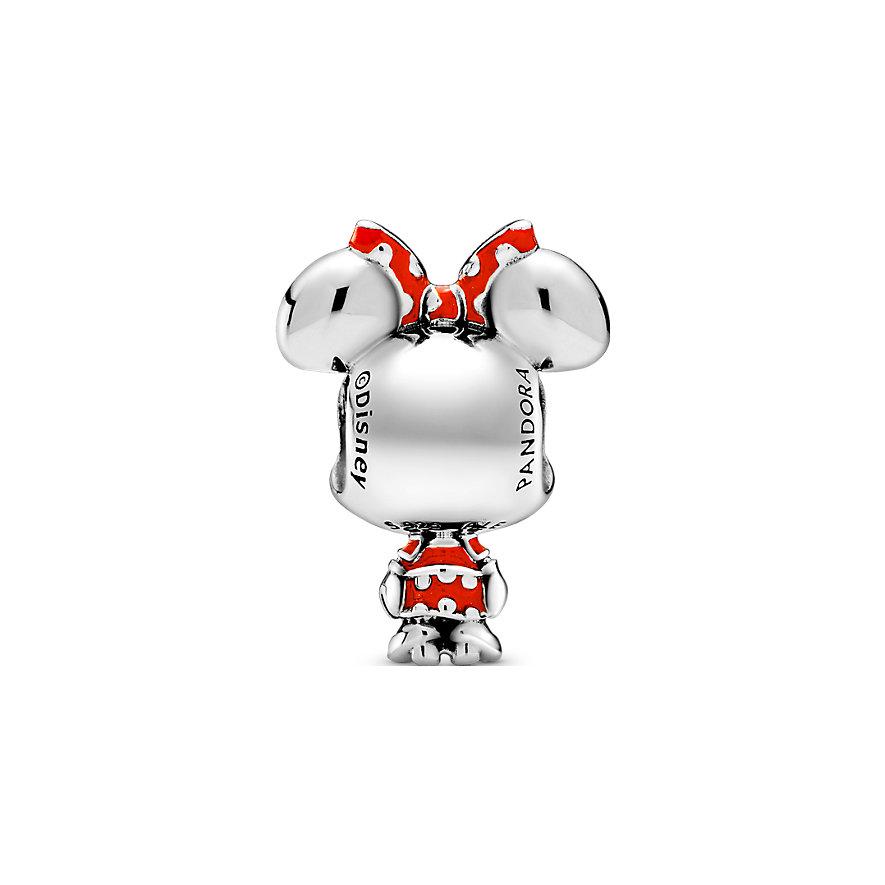 Pandora Charm Disney x Pandora Minnie Maus Gepunktetes Kleid und Schleife 798880C02