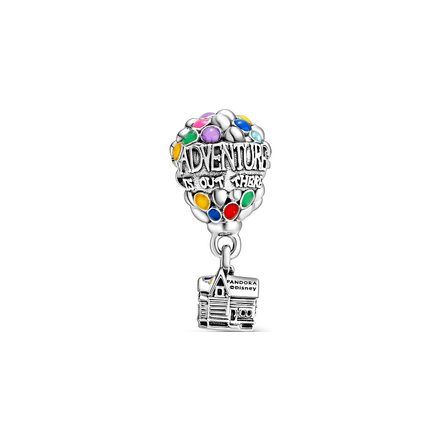 Pandora Charm Disney x Pandora Pixar's Oben Haus und Ballon 798962C01