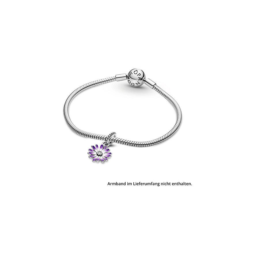 Pandora Charm Garden Lilafarbenes Gänseblümchen 798771C01