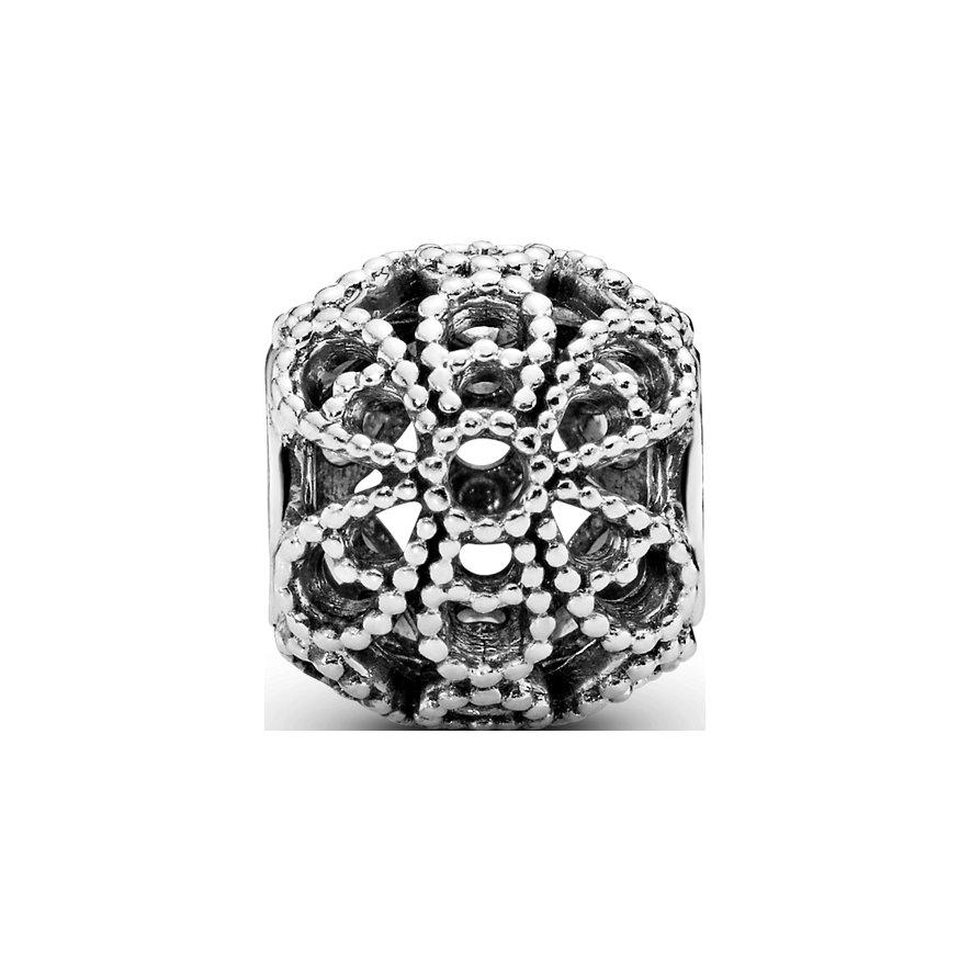 Pandora Charm Garden Offen gearbeitetes Metallperlen-Blüten 791282