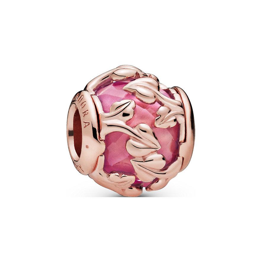 Pandora Charm Garden Rosafarbene dekorative Blätter 788238SSP