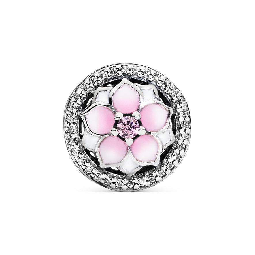 Pandora Charm Garden Rosafarbene Magnolienblüte 792085PCZ