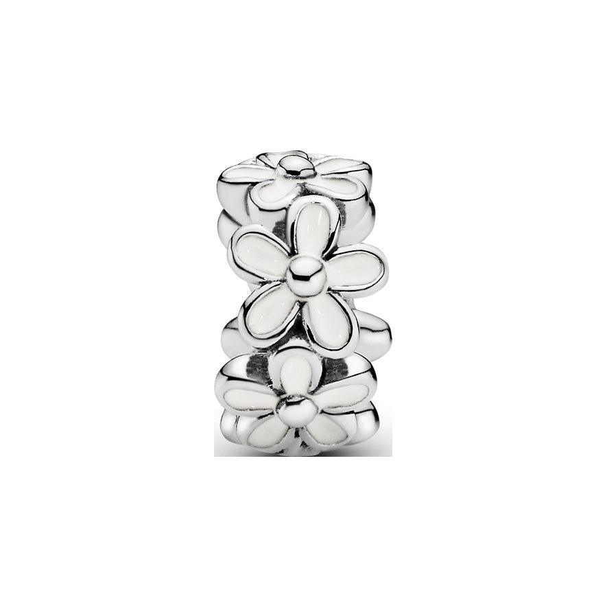 Pandora Charm Garden Weiße Gänseblümchen Zwischenelement 791495EN12
