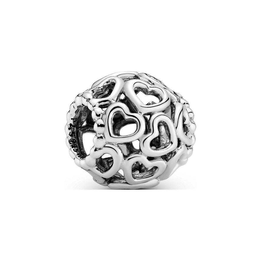 Pandora Charm Moments All Over-Herzen 790964