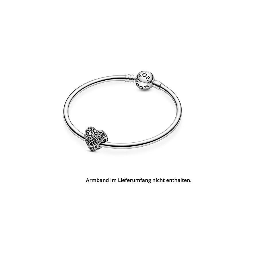 Pandora Charm Moments Filigranarbeit und Metallperlen 791811