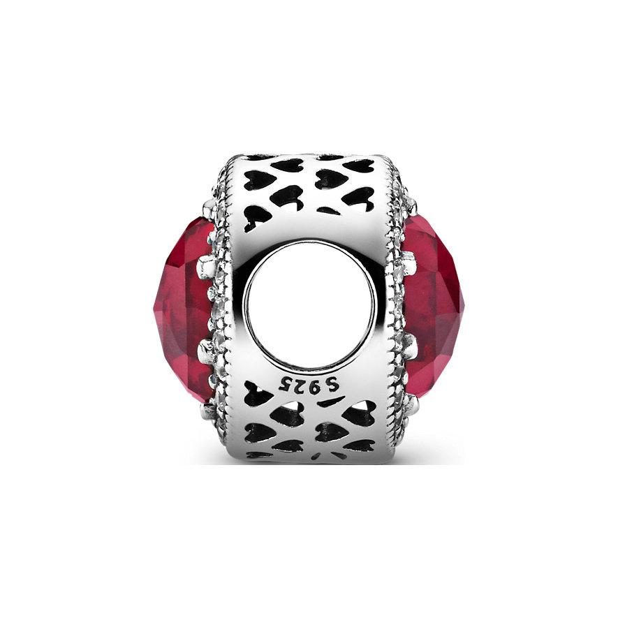 Pandora Charm Moments Funkelnd Cerise 791725NCC