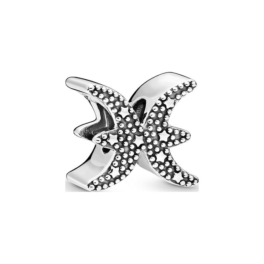 Pandora Charm Moments Funkelnde Fische Sternzeichen 798426C01
