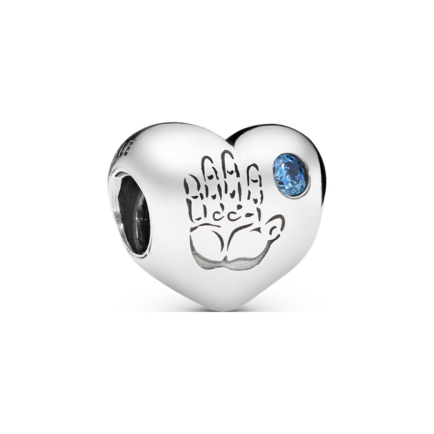 Pandora Charm Moments Handabdruck Baby Junge 791281CZB