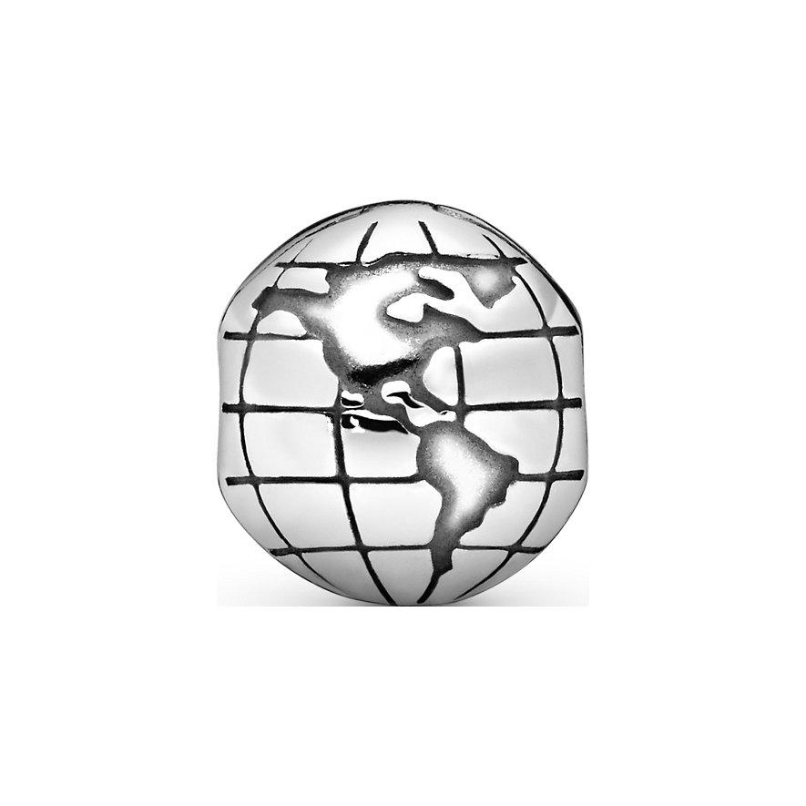 Pandora Charm Moments Planet Erde Clip 791182