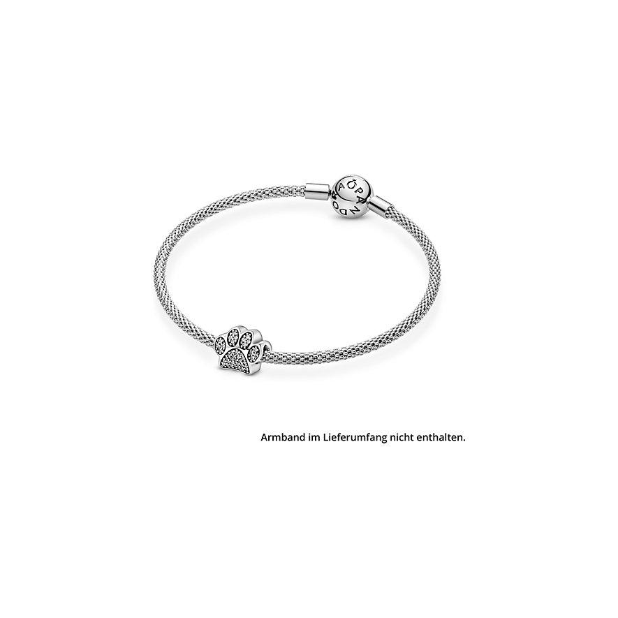 Pandora Charm Moments Sparkling Paw Print Charm 791714CZ