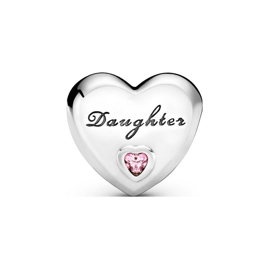 Pandora Charm Moments Tochter Herz 791726PCZ