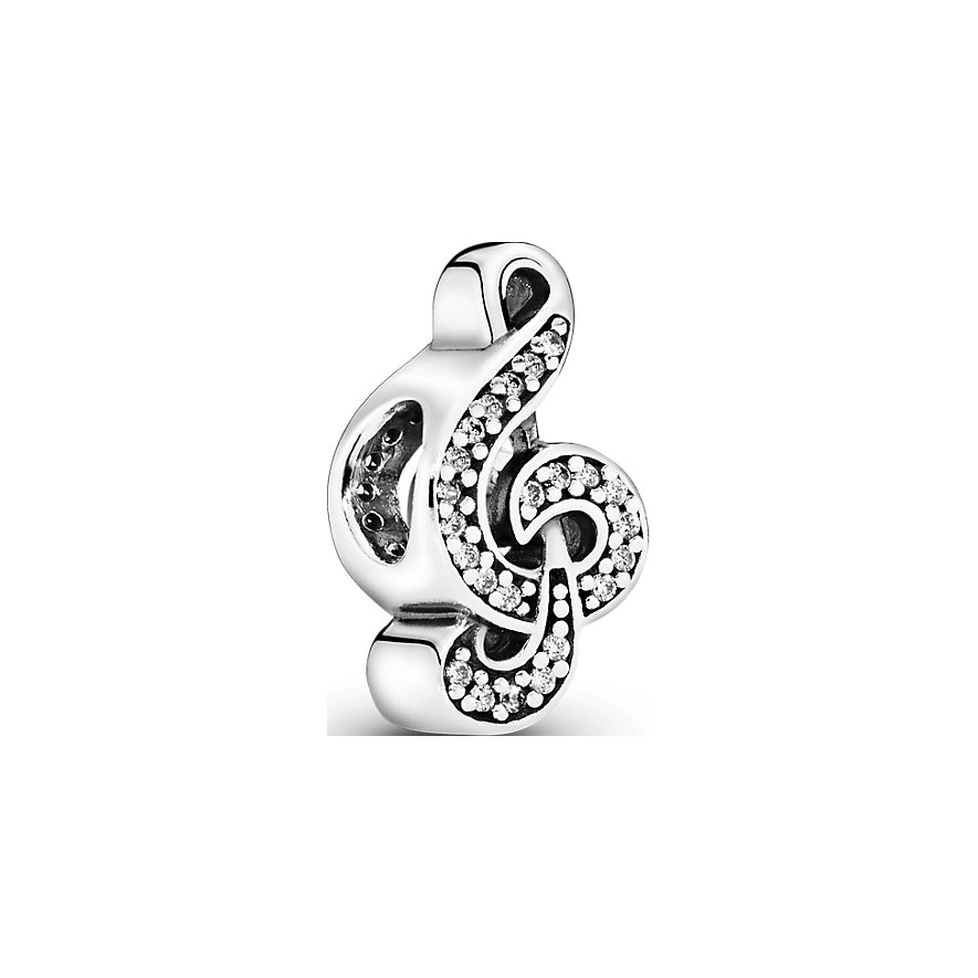 Pandora Charm Moments Violinschlüssel Musik 791381CZ