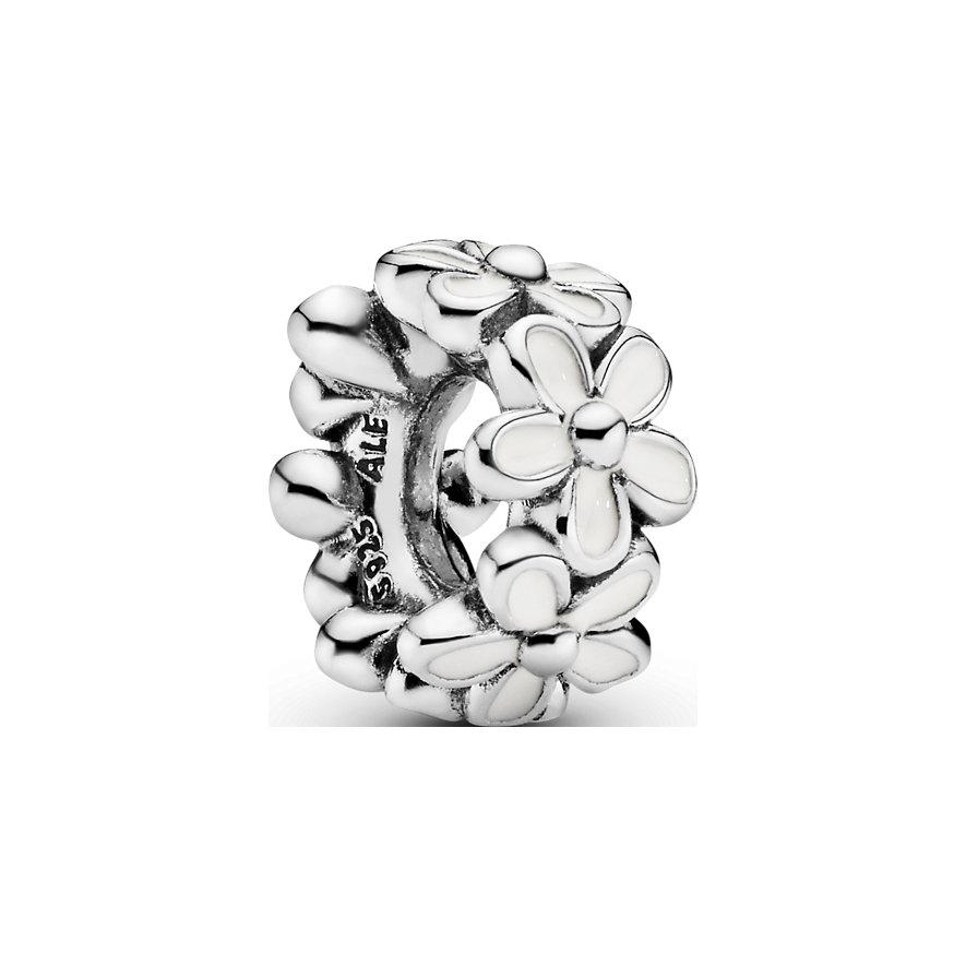 Pandora Charm Moments Weiße Gänseblümchen Zwischenelement 791495EN12