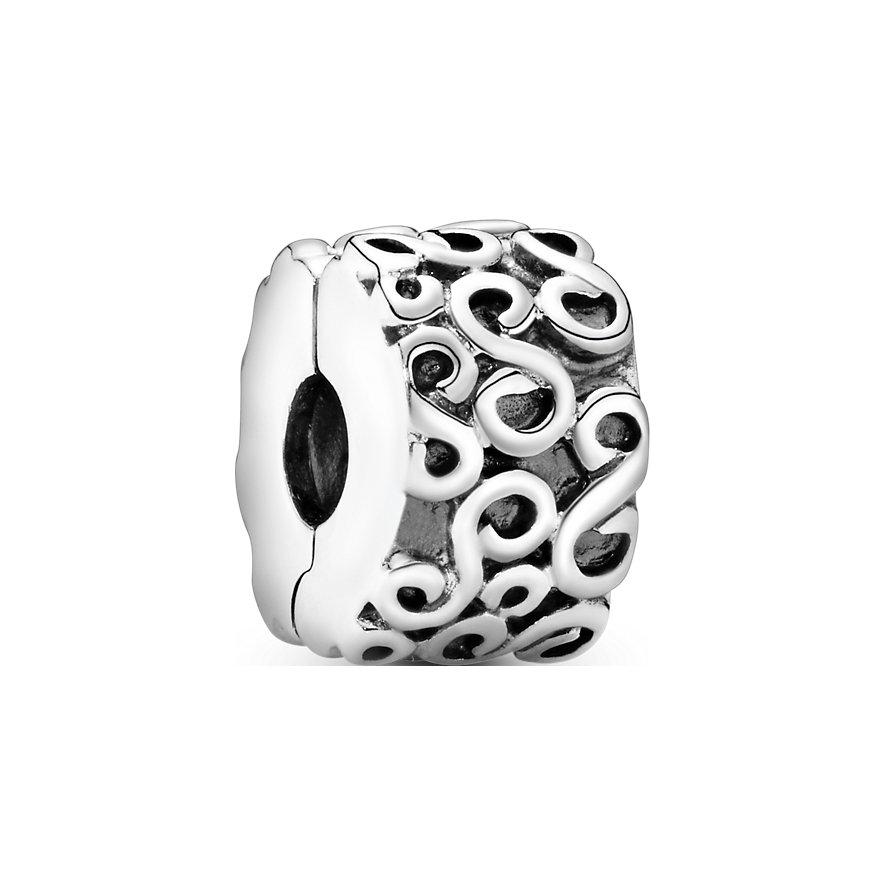 Pandora Charm Moments Wirbel Clip 790338
