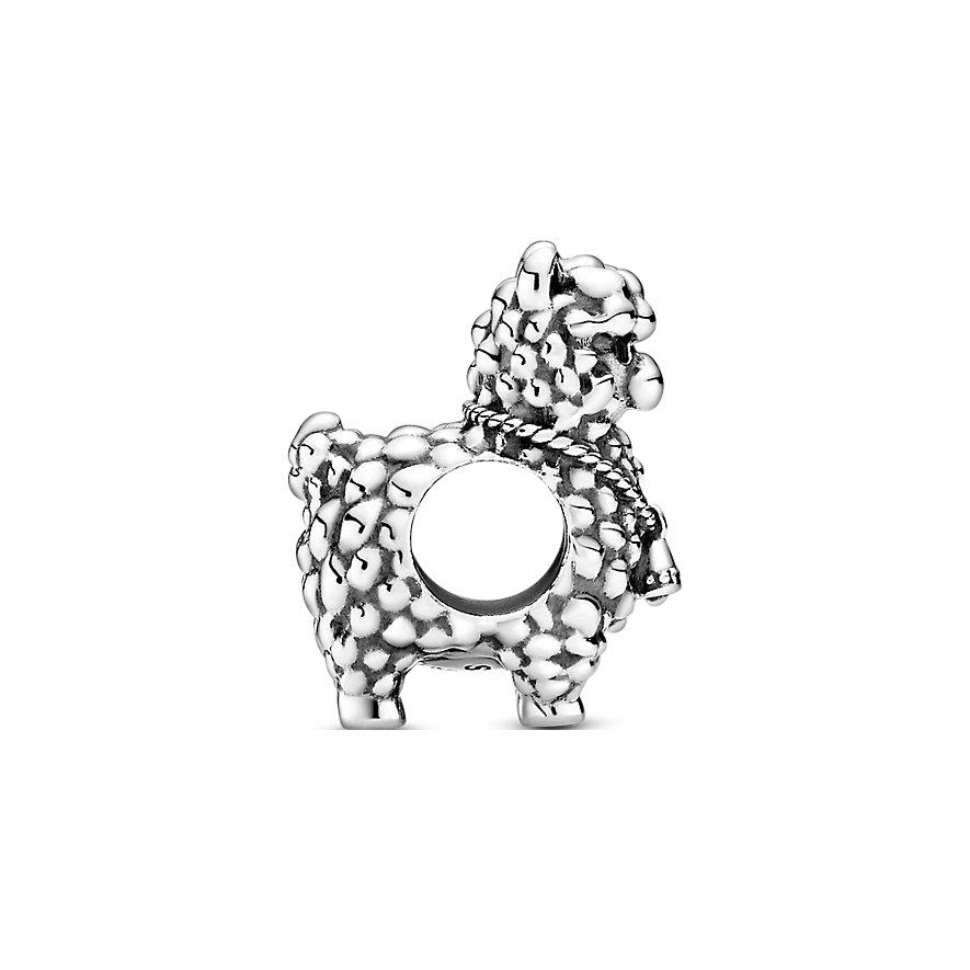 Pandora Charm Passions Flauschiges Lama 799069C00