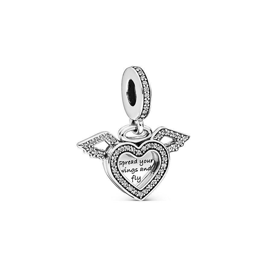 Pandora Charm Passions Herz und Engelsflügel 798485C01