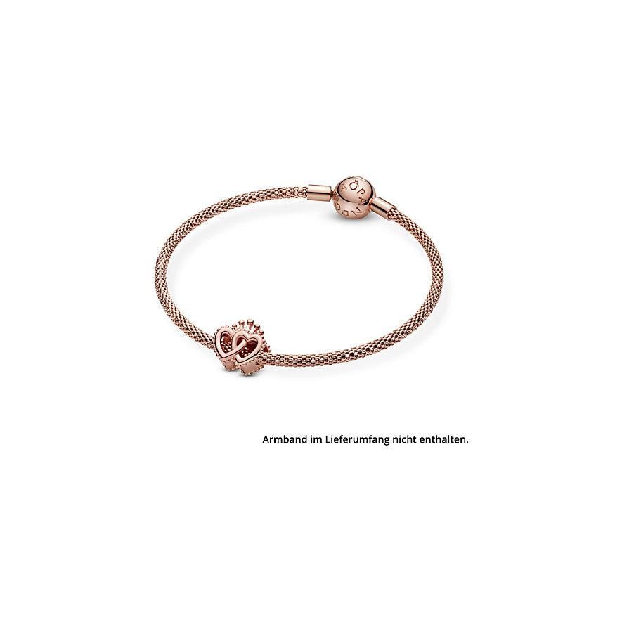 Pandora Charm Passions Krone und Verschlungene Herzen 787670