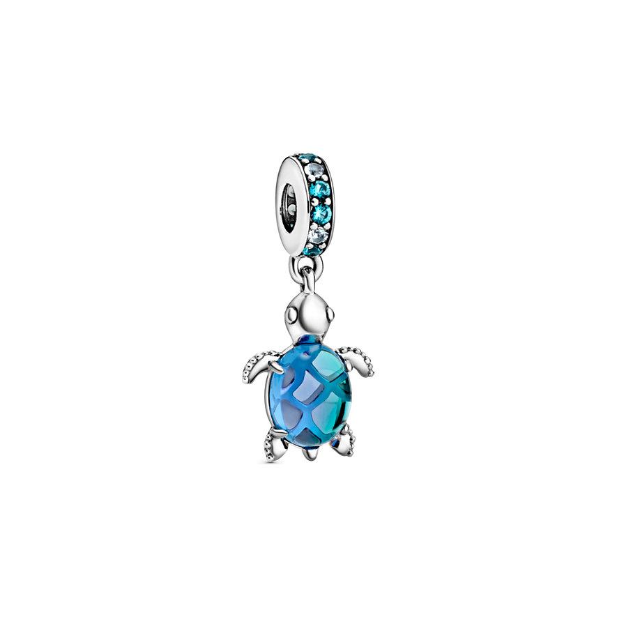 Pandora Charm Passions Meeresschildkröte Murano-Glas 798939C01