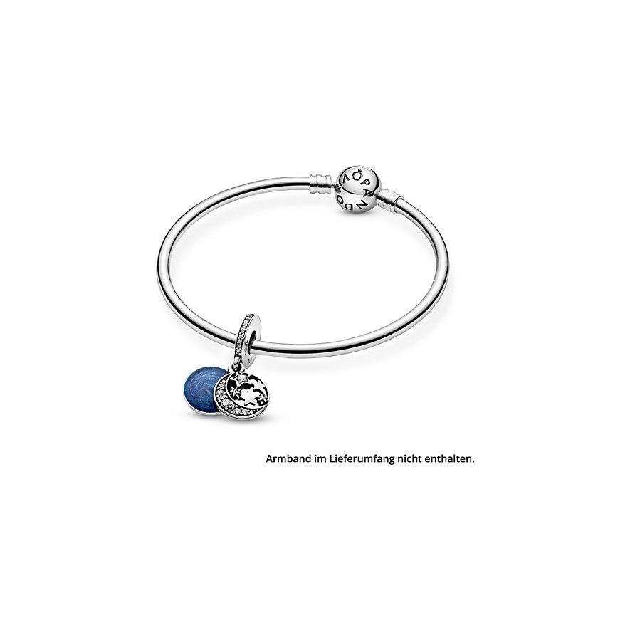 Pandora Charm Passions Moon & Blue Sky 791993CZ