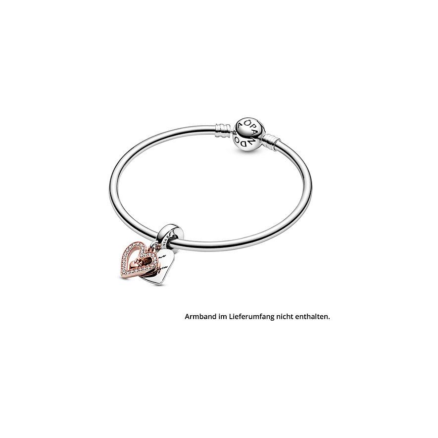 Pandora Charm People Funkelndes Freihand-Herz 788693C01