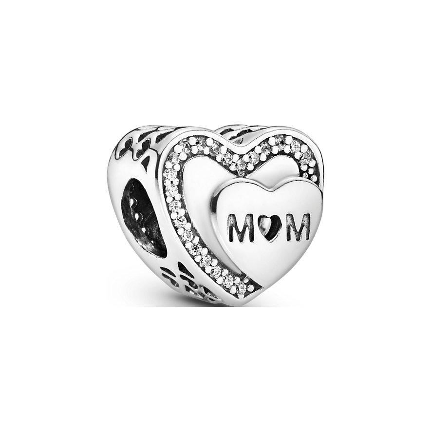 Pandora Charm People Funkelndes Mum-Herz 792070CZ