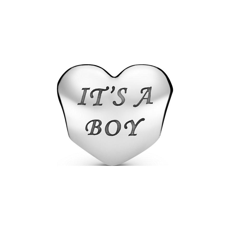Pandora Charm People Handabdruck Baby Junge 791281CZB