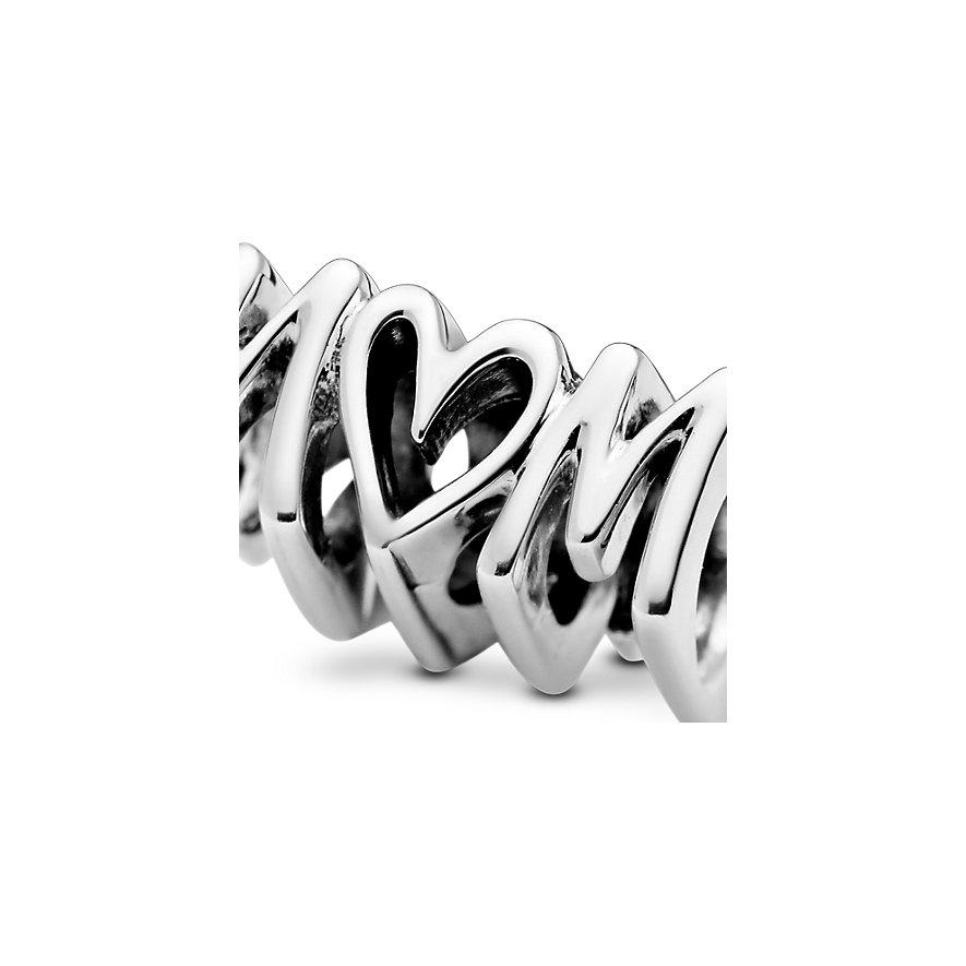 Pandora Charm People Mum Schrift 797778