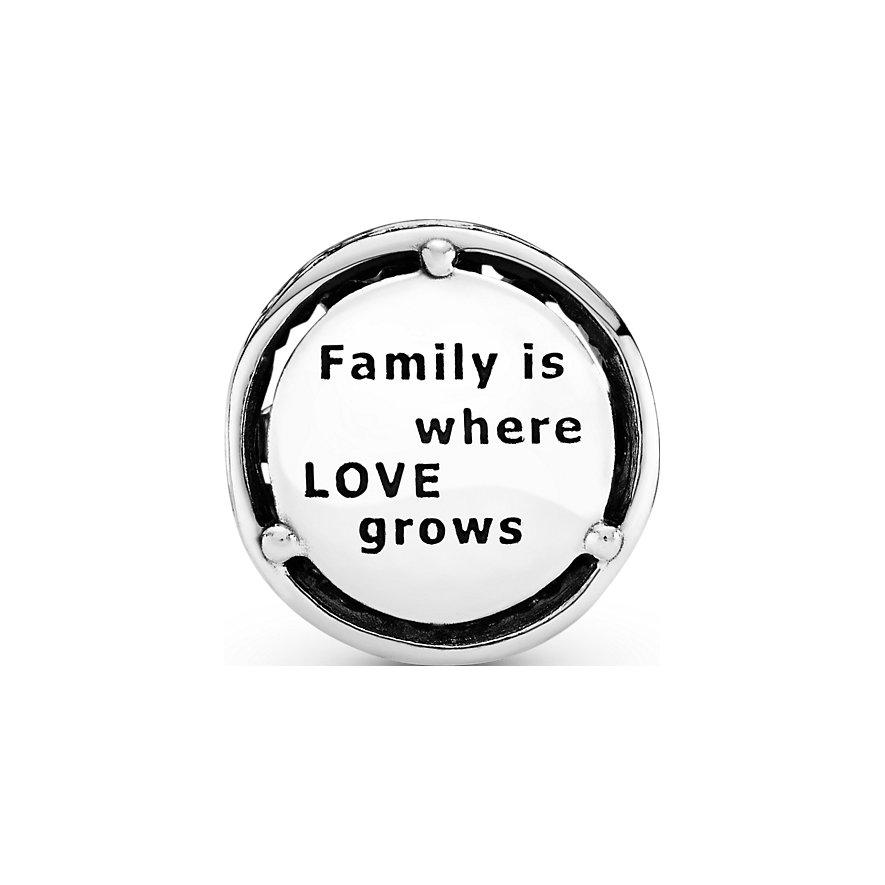 Pandora Charm People Offen gearbeitete familiäre Wurzeln 797590