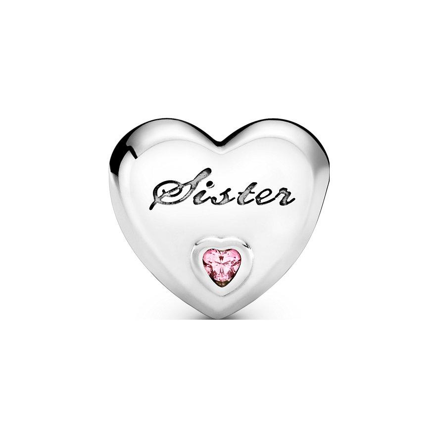 Pandora Charm People Schwesterherz 791946PCZ