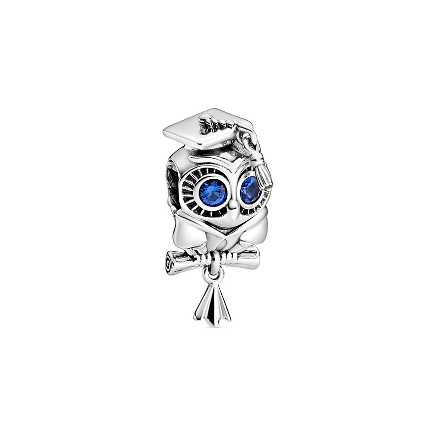 Pandora Charm People Weise Eule Schulabschluss 798907C01