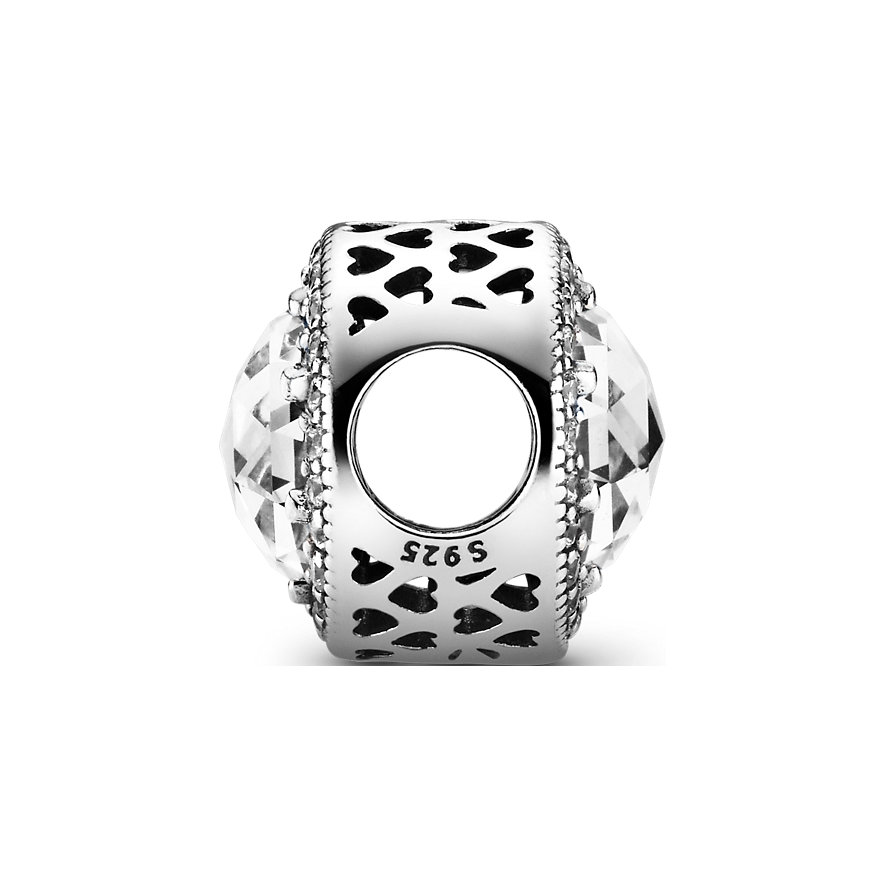 Pandora Charm Timeless Funkelnd klar  791725CZ