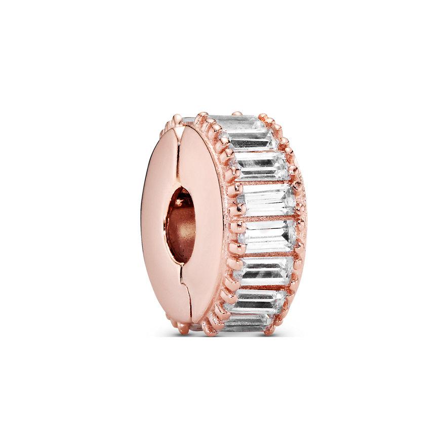 Pandora Charm Timeless Funkelnde Eiswürfel Clip 787559CZ
