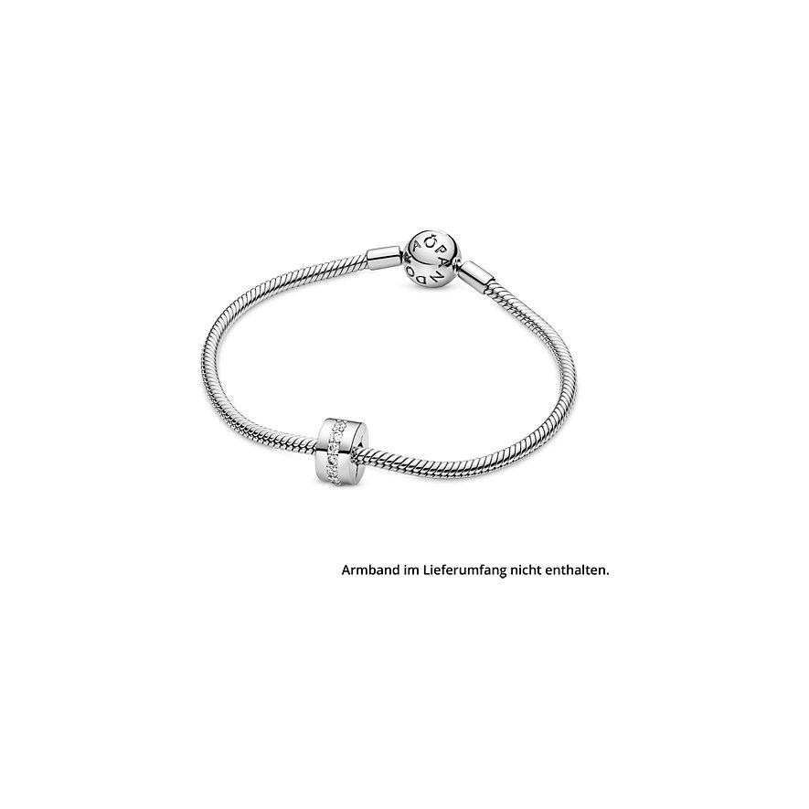 Pandora Charm Timeless Klare Funkelnde Linie Clip 791972CZ