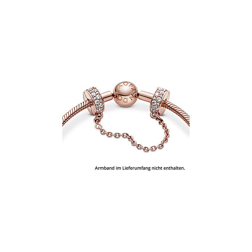 Pandora Charm Timeless Klare Pavé Clip Komfortkette 786322CZ-05