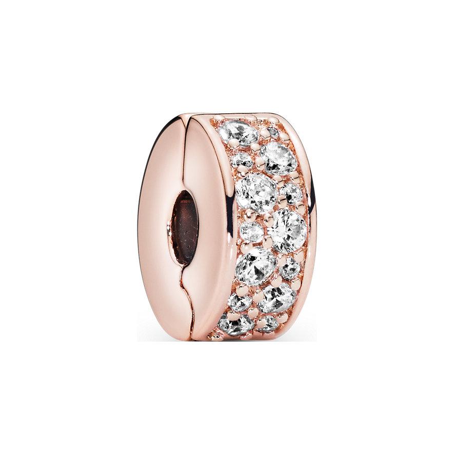 Pandora Charm Timeless Klarer Pavé Clip 781817CZ