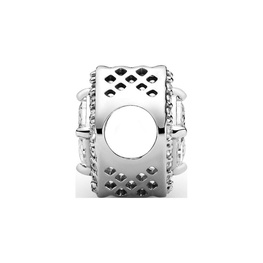 Pandora Charm Timeless Quadratischer Funkelnder Strahlenkranz 796206CZ