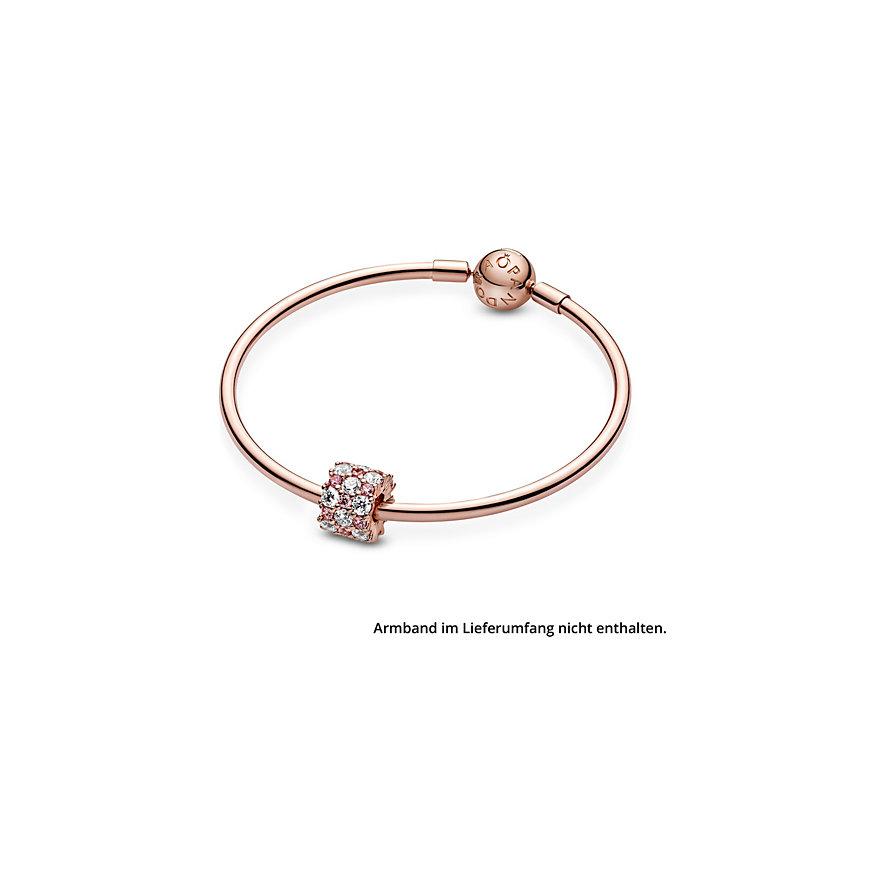 Pandora Charm Timeless Rosafarbenes und Klares Funkelndes 788487C01
